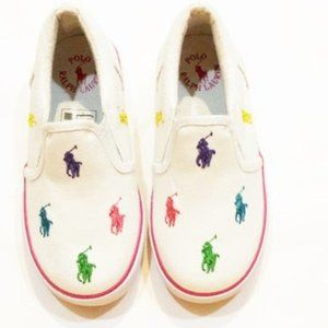 Shoes Polo by Ralph Lauren toddler girls new sz 8M